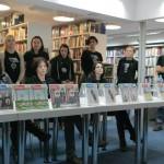 HDKDM - Promocija biblioteke ( 9 naslova ) u knjižnici Bogdan Ogrizović (101)