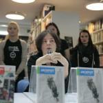HDKDM - Promocija biblioteke ( 9 naslova ) u knjižnici Bogdan Ogrizović (108)