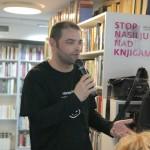 HDKDM - Promocija biblioteke ( 9 naslova ) u knjižnici Bogdan Ogrizović (109)