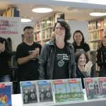 HDKDM - Promocija biblioteke ( 9 naslova ) u knjižnici Bogdan Ogrizović (114)