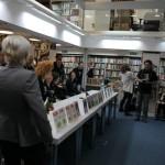 HDKDM - Promocija biblioteke ( 9 naslova ) u knjižnici Bogdan Ogrizović (116)