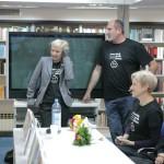 HDKDM - Promocija biblioteke ( 9 naslova ) u knjižnici Bogdan Ogrizović (123)