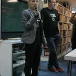 HDKDM - Promocija biblioteke ( 9 naslova ) u knjižnici Bogdan Ogrizović (124)