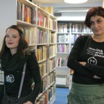 HDKDM - Promocija biblioteke ( 9 naslova ) u knjižnici Bogdan Ogrizović (134)
