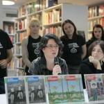 HDKDM - Promocija biblioteke ( 9 naslova ) u knjižnici Bogdan Ogrizović (149)