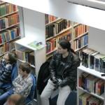 HDKDM - Promocija biblioteke ( 9 naslova ) u knjižnici Bogdan Ogrizović (150)