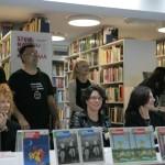HDKDM - Promocija biblioteke ( 9 naslova ) u knjižnici Bogdan Ogrizović (25)