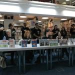 HDKDM - Promocija biblioteke ( 9 naslova ) u knjižnici Bogdan Ogrizović (28)