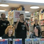HDKDM - Promocija biblioteke ( 9 naslova ) u knjižnici Bogdan Ogrizović (30)