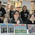 HDKDM - Promocija biblioteke ( 9 naslova ) u knjižnici Bogdan Ogrizović (33)
