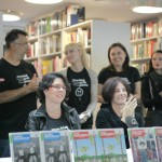 HDKDM - Promocija biblioteke ( 9 naslova ) u knjižnici Bogdan Ogrizović (38)