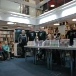 HDKDM - Promocija biblioteke ( 9 naslova ) u knjižnici Bogdan Ogrizović (39)