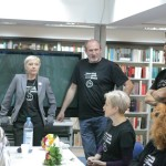 HDKDM - Promocija biblioteke ( 9 naslova ) u knjižnici Bogdan Ogrizović (45)
