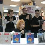 HDKDM - Promocija biblioteke ( 9 naslova ) u knjižnici Bogdan Ogrizović (51)