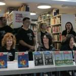 HDKDM - Promocija biblioteke ( 9 naslova ) u knjižnici Bogdan Ogrizović (53)