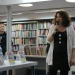 HDKDM - Promocija biblioteke ( 9 naslova ) u knjižnici Bogdan Ogrizović (59)