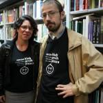 HDKDM - Promocija biblioteke ( 9 naslova ) u knjižnici Bogdan Ogrizović (61)
