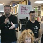 HDKDM - Promocija biblioteke ( 9 naslova ) u knjižnici Bogdan Ogrizović (65)