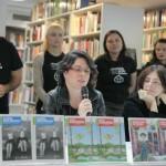 HDKDM - Promocija biblioteke ( 9 naslova ) u knjižnici Bogdan Ogrizović (69)