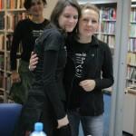 HDKDM - Promocija biblioteke ( 9 naslova ) u knjižnici Bogdan Ogrizović (79)
