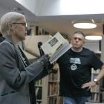 HDKDM - Promocija biblioteke ( 9 naslova ) u knjižnici Bogdan Ogrizović (82)