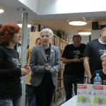 HDKDM - Promocija biblioteke ( 9 naslova ) u knjižnici Bogdan Ogrizović (84)