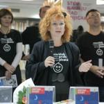 HDKDM - Promocija biblioteke ( 9 naslova ) u knjižnici Bogdan Ogrizović (94)